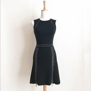 Michael Kors Studded Sheath Dress Size XXS